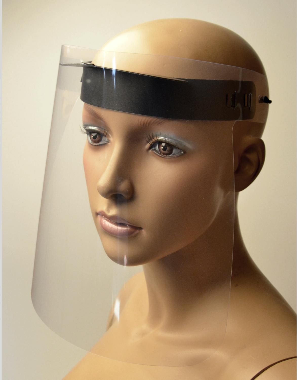 Pantalla facial protectora COVID-19