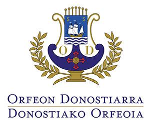 Logo del orfeón