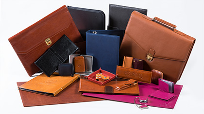 Fine leather products