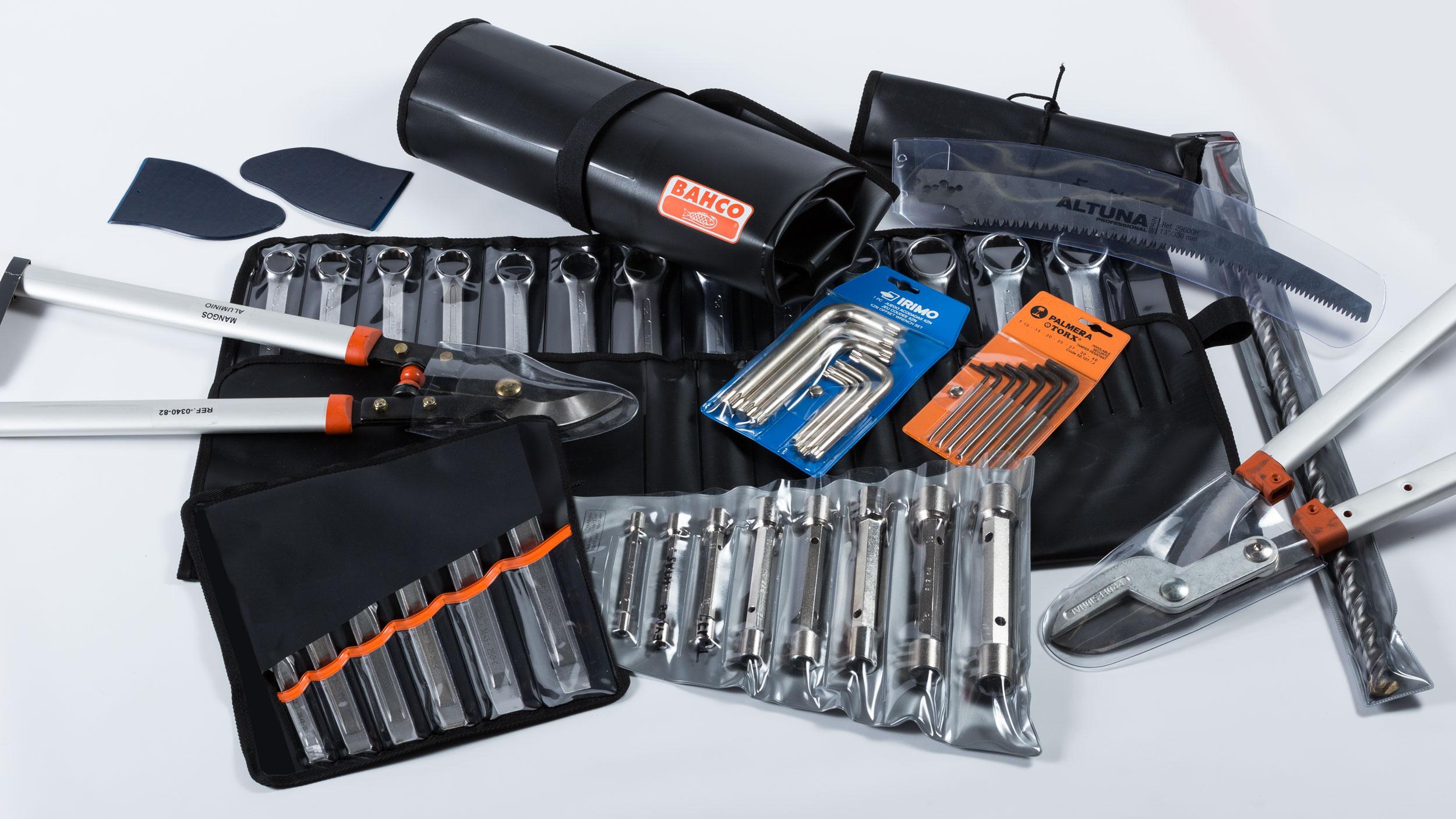 Kit estuche de herramientas